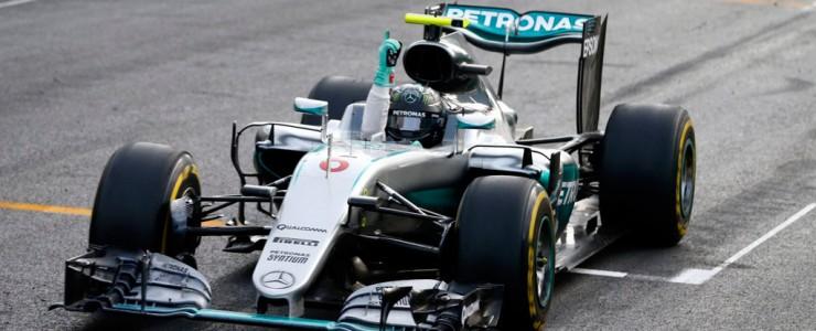 Mercedes F1 denies Rosberg smarter than Hamilton