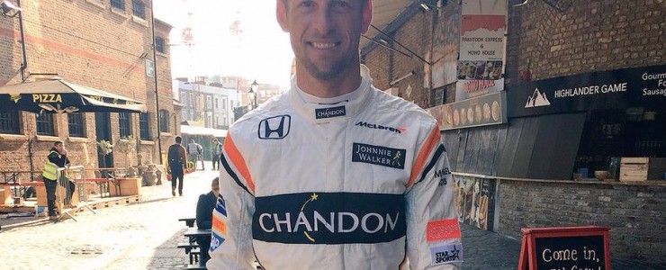 Will Button race in Monaco without testing the car first ?