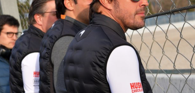 Fernando Alonso still with McLaren ?